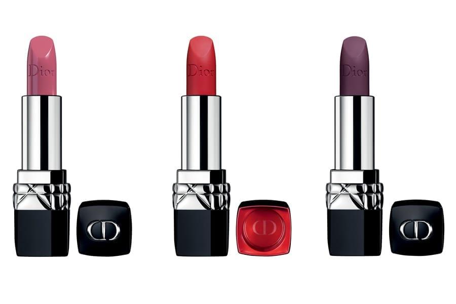 اكتشفي حصرياً بالفيديو سر أحمر شفاه Dior الجديد وألوانه القوية