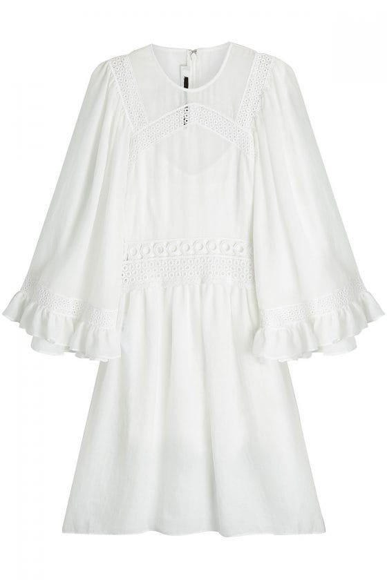 9cf40bb97 MCQ Alexander McQueen Dress with Embroidery AED1,725 / SAR1,761 StyleBop.com
