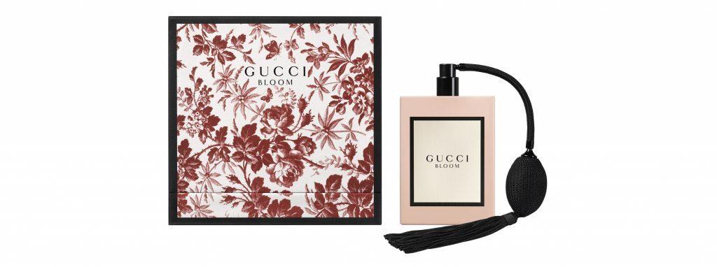Gucci تجمع باقة من الزهور تغلفك بعطر جديد نابض بالحياة للأبد